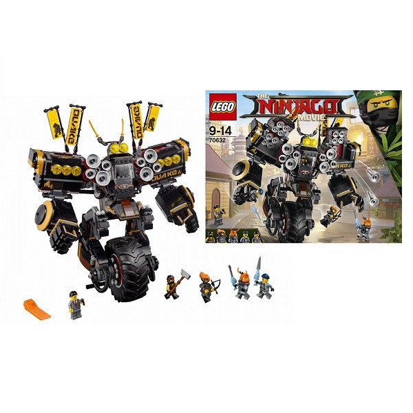 Игрушка Лего Ниндзяго (Lego Ninjago) Робот Землетрясений