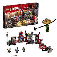 Игрушка Лего Ниндзяго (Lego Ninjago) Штаб-квартира Сынов Гармадона, фото 1