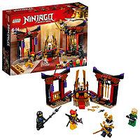 Игрушка Лего Ниндзяго (Lego Ninjago) Решающий бой в тронном зале, фото 1