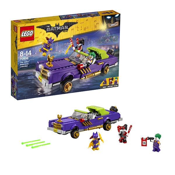 Игрушка Лего Фильм: Бэтмен (Lego Batman Movie) Лоурайдер Джокера