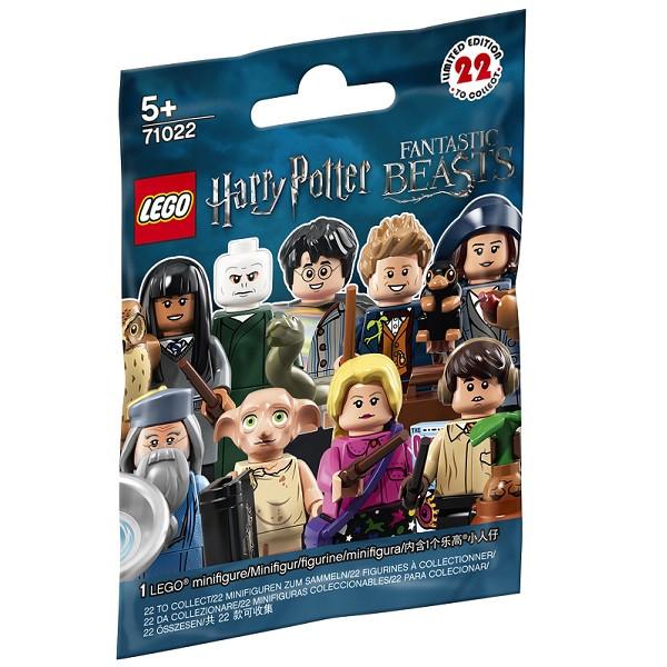 Игрушка Минифигурки Лего (Lego Minifigures), Гарри Поттер и Фантастические твари™