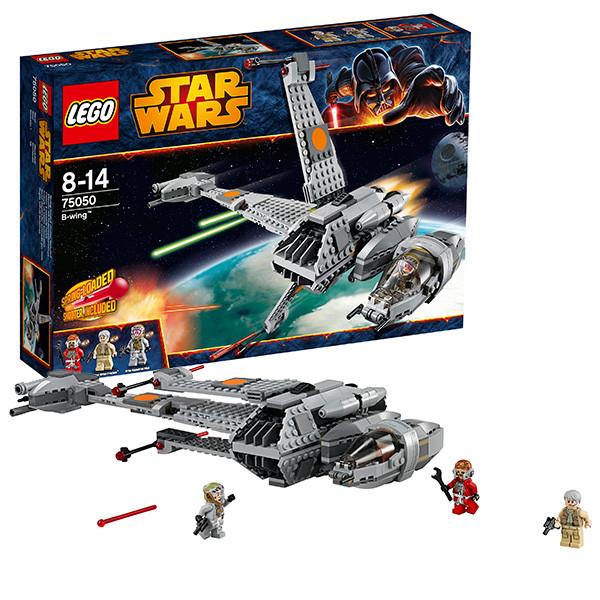 Игрушка Лего Звездные войны (Lego Star Wars) Истребитель B-Wing™
