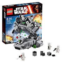 Игрушка Лего Звездные войны (Lego Star Wars) Снежный спидер Первого Ордена™, фото 1