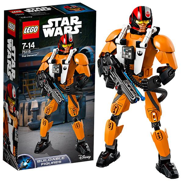 Игрушка Лего Звездные войны (Lego Star Wars) По Дамерон™