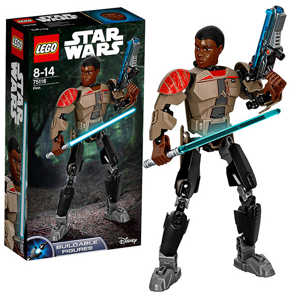 Игрушка Лего Звездные войны (Lego Star Wars) Финн™