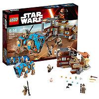 Игрушка Лего Звездные войны (Lego Star Wars) Столкновение на Джакку™, фото 1