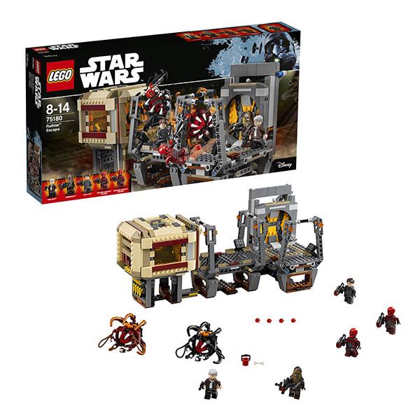 Игрушка Лего Звездные войны (Lego Star Wars) Побег Рафтара™