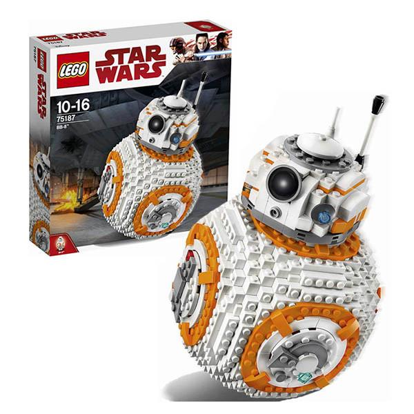 Игрушка Лего Звездные войны (Lego Star Wars) ВВ-8™