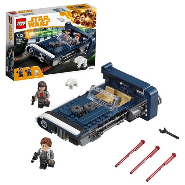 Игрушка Лего Звездные войны (Lego Star Wars) Спидер Хана Cоло™
