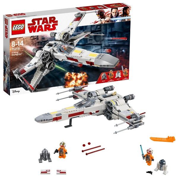 Игрушка Лего Звездные войны (Lego Star Wars) Звёздный истребитель типа Х™