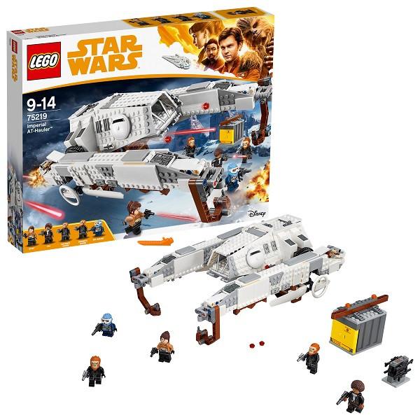 Игрушка Лего Звездные войны (Lego Star Wars) Имперский шагоход-тягач™