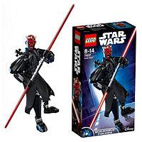 Игрушка Лего Звездные войны (Lego Star Wars) Дарт Мол™, фото 1