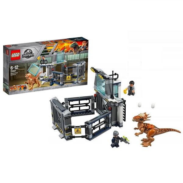 Игрушка Лего Мир Юрского Периода (Lego Jurassic World) Побег стигимолоха из лаборатории™