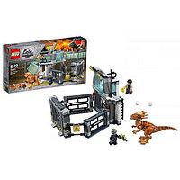 Игрушка Лего Мир Юрского Периода (Lego Jurassic World) Побег стигимолоха из лаборатории™, фото 1