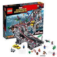 Игрушка Лего Супер Герои (Lego Super Heroes) Человек-паук™: Последний бой воинов паутины™, фото 1