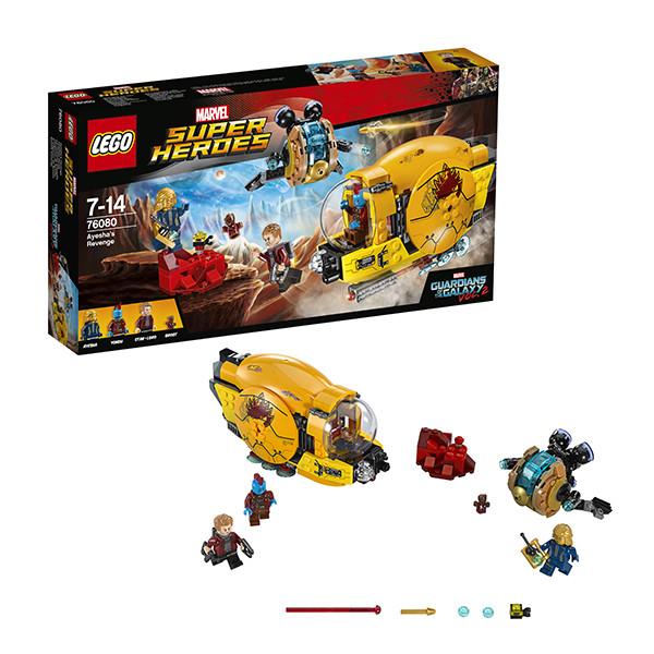 Игрушка Лего Супер Герои (Lego Super Heroes) Месть Аиши™