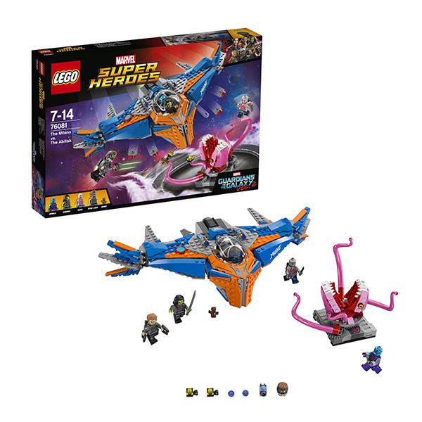 Игрушка Лего Супер Герои (Lego Super Heroes) Милано™ против Абелиска™