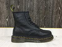 Ботинки зимние Dr. Martens 1460 (Натуральная кожа + Натуральный мех) 37