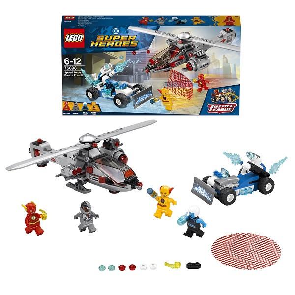 Игрушка Лего Супер Герои (Lego Super Heroes) Скоростная погоня™