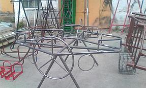 Мебель из металла 6