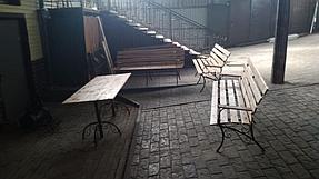 Мебель из металла 9