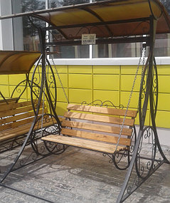 Мебель из металла 10