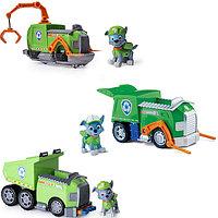 Игрушка Щенячий Патруль (Paw Patrol) Машинка спасателя и щенок, фото 1