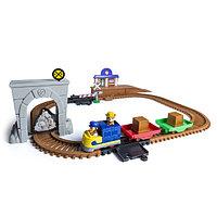 Игрушка Щенячий Патруль (Paw Patrol) Игровой набор железная дорога спасателей