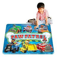 Игра Spinmaster Щенячий Патруль (Paw Patrol) коврик-пазл
