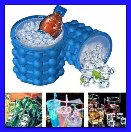 Форма для льда Ice Cube - Лед Кружка