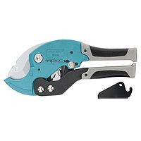Ножницы для резки изделий из ПВХ, D до 36 мм, двухкомпонентные рукоятки, рабочий стол для плоских изделий, фото 1