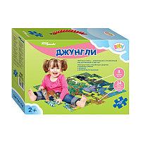 """Напольный пазл """"Джунгли"""" 70100"""