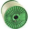 Трос металлополимерный прозрачный ПР-8.0, толщина 8.0 мм, катушка 100 метров Россия Сибртех