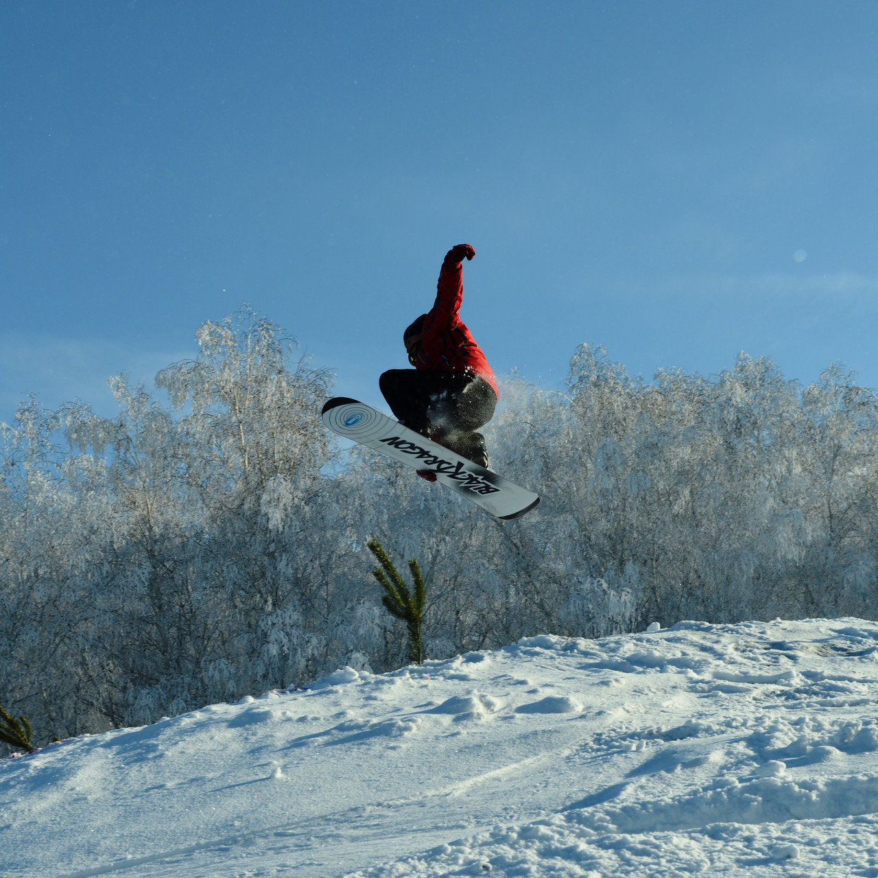 Прокат сноуборда на 1 час