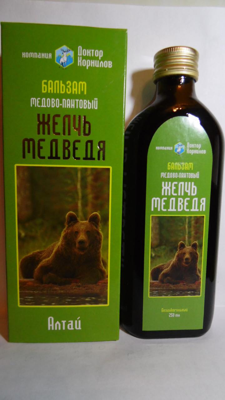 Бальзам Желчь медведя, желудочно-кишечный 250 мл