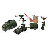 Игрушка ТМ Wincars (Винкарс) набор военной техники