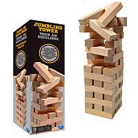 Настольная игра Spin Master Падающая башня, фото 1