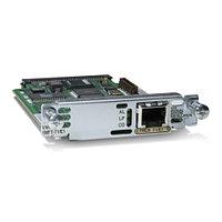 Cisco 1-Port 2nd Gen Multiflex Trunk Voice/WAN Int. Card - G.703 аксессуар для сетевого оборудования
