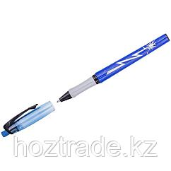 "Ручка шариковая стираемая Paper Mate ""Replay Max"" синяя 1 мм, грип"