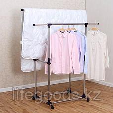 Вешалка напольная для одежды гардеробная, YOULITE YLT-0302D, фото 3