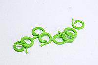Маркеры для вязания, зеленые