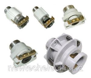 Для бронированного и небронированного кабеля, трубной проводки и кабеля в металлорукаве серии ВК