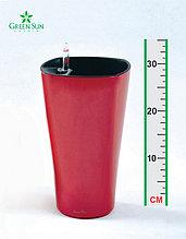 Кашпо для растений с автополивом 18x31cmH