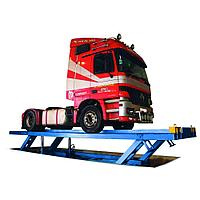 Подъемник 24Г272М для подъема легковых, грузовых автомобилей и автобусов