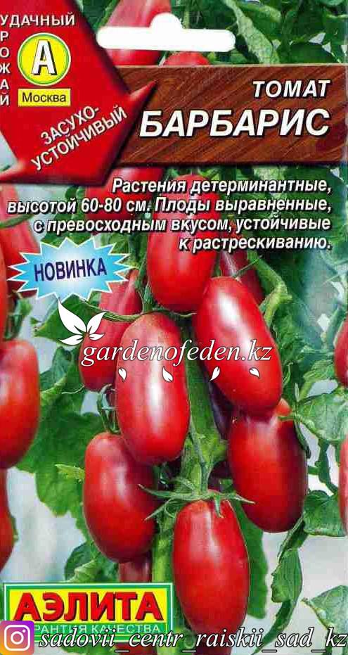 """Семена томата Аэлита """"Барбарис""""."""