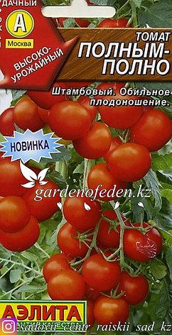 """Семена томата Аэлита """"Полным-полно""""., фото 2"""