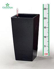 Фигурное кашпо с автополивом 12x23cmH