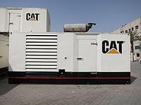 Аренда 800 кВа дизельгенератора Электростанции Caterpillar 3412