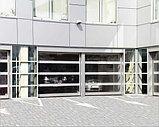 Ворота секционные панорамные, фото 9