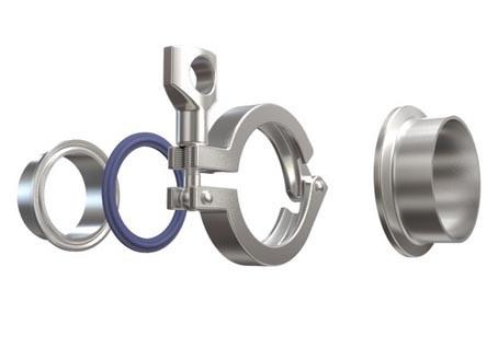 Кламповые (clamp) соединения